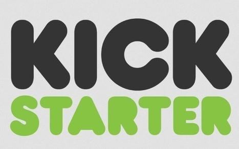 Crowdfunding: Kickstarter débarque en France le 27 mai | mécénat & levée de fonds | Scoop.it