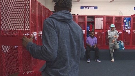 South Garland High proud of 'locker room talk' against domestic violence - WFAA.com   The Student Union   Scoop.it
