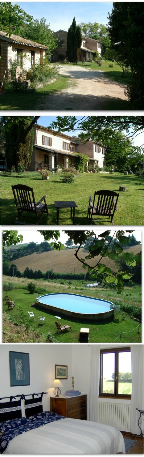 Suggested Le Marche Accommodation: Agriturismo Fonte Chiara, Treia | Le Marche Properties and Accommodation | Scoop.it