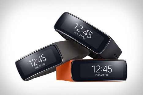 Samsung Gear Fit | Uncrate | Gear - Style - Tech | Scoop.it
