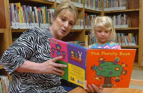 'The children love their new little section'   Libraries in Demand   Scoop.it
