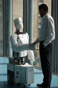 Les robots, vedettes de la Maison du futur 2012 | Des robots et des drones | Scoop.it