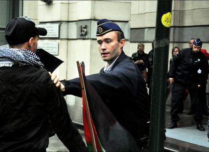#occupybrussels État policier: Bruxelles sous contrôle... sioniste #airflotilla2 #welcome2palestine #Fly2palestine | menfin utopiste | Scoop.it