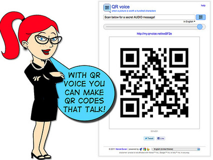 QR Code Quest Scavenger Hunt- Part Deux! | The Daring Librarian | QR Codes in K-12 Education | Scoop.it