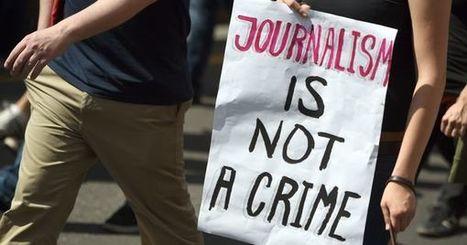 Un journaliste français expulsé d'Egypte | Actu des médias | Scoop.it