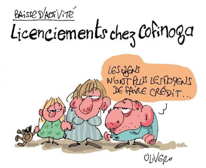 Licenciements chez Cofinoga   Baie d'humour   Scoop.it