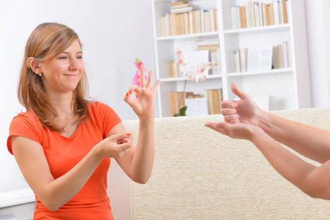 Unusual Condition Lets People See Sign Language in Colors | ESRC press coverage | Scoop.it
