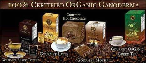 Ganoderma Nutrients | saffian | Scoop.it