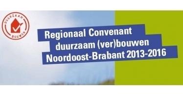 Regionaal Convenant Duurzaam Bouwen ondertekend | Klimaatneutrale verkavelingen | Scoop.it