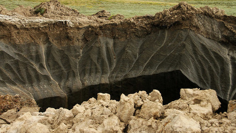 Sinkhole scare: Mysterious giant crater emerges in Siberian village | Global politics | Scoop.it
