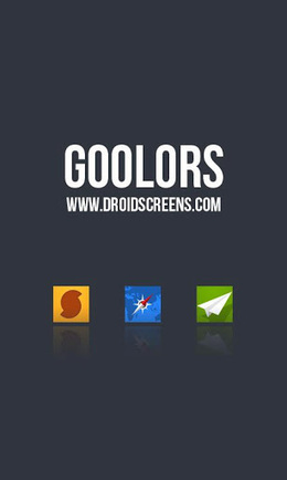 Goolors icons GO Apex Nova ADW v1.7.2   ApkLife-Android Apps Games Themes   Android Applications And Games   Scoop.it