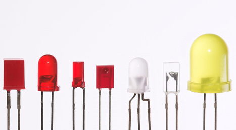 Micro-LED LiFi: Where every light source in the world is also TV, and provides gigabit internet access | ExtremeTech | Smart City Evolutionary Path | Scoop.it
