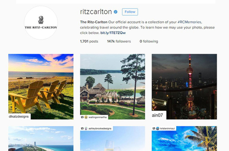 What hoteliers need to know about Instagram Changes | Tourism Social Media | Scoop.it