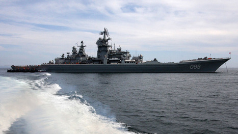 Russian military resumes permanent Arctic presence | Unthinking respect for authority is the greatest enemy of truth. | Scoop.it