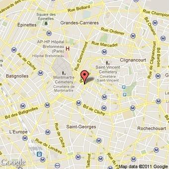 À la Pomponnette est LE restaurant des Abbesses :: Paris 18e Evous :: | Outils et  innovations pour mieux trouver, gérer et diffuser l'information | Scoop.it