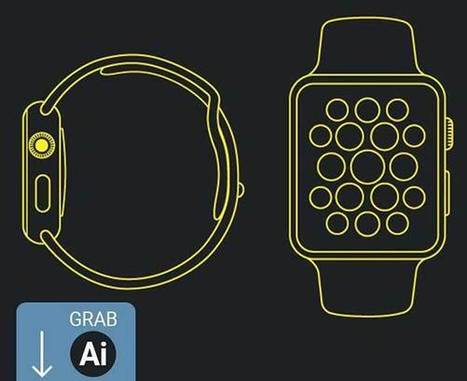 25 Best Free Apple Watch Design Resources | Mobile Technology | Scoop.it