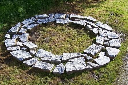 Linda Gordon: Throughstones | Art Installations, Sculpture, Contemporary Art | Scoop.it