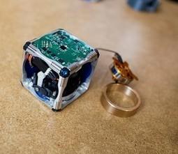 MIT Researcher John Romanishin's Self-Assembling Robots With a Surprisingly Simply Scheme   robotics   Scoop.it