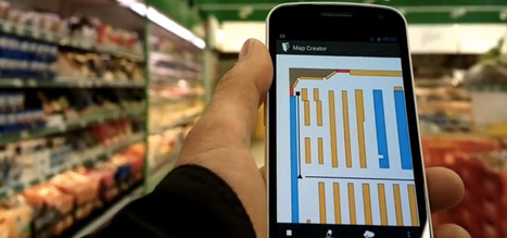 Indoor positioning without wifi or GPS via magnetic fields for location-based apps   Way Cool Tools   Scoop.it