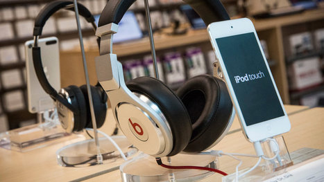 Beats Talks May Foretell Apple Shift | Art Law News | Scoop.it