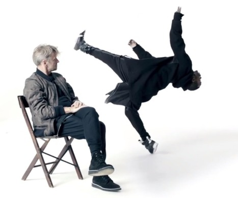 Baryshnikov and Lil Buck Win Everything - Dance Spirit | The Art of Dance | Scoop.it