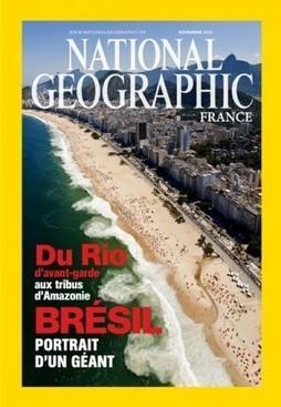 Les pétrels et le satellite - National Geographic France | 01 Océan indien DD | Scoop.it