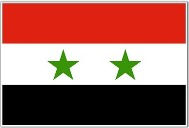 Syrian Flag, Flag of Syria | Flags of the World | Scoop.it