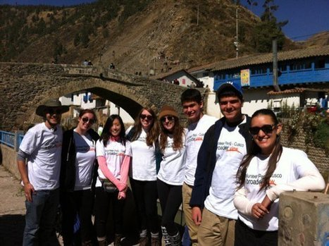 "Review Cecilia D. Volunteer in Cusco, Peru Children Care Center Abroaderview.org | ""#Volunteer Abroad Information: Volunteering, Airlines, Countries, Pictures, Cultures"" 