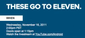 Google prepara un evento para el 16 de Noviembre | VIM | Scoop.it