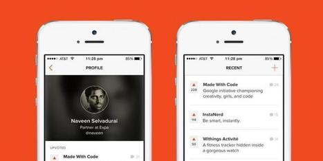 Product Hunt Thrives As a Startup Showcasing Startups - Entrepreneur | MadSmarts | Scoop.it