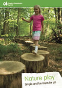 Nature Play. Simple and fun ideas for all (England) | Learn through Play - pre-K | Scoop.it