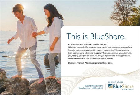 The Road to BlueShore Financial: A 10-Year Brand Transformation - The Financial Brand | design agency vancouver | Scoop.it