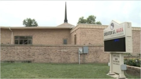 Police raid Ferguson church for third time. Platoon of cops claim people illegally sleeping there | Upsetment | Scoop.it