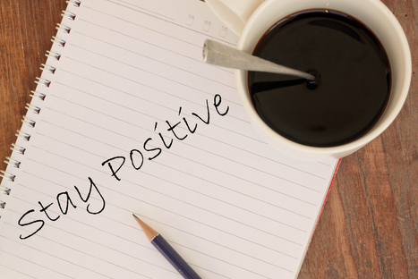 How To Stay Positive During A Long Job Search | 212 Careers | Scoop.it