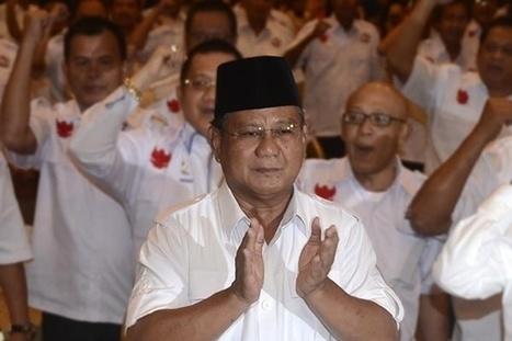 Satu Harapan: Analisis: Pertaruhan Akhir Prabowo? | Kabar Indonesia | Scoop.it