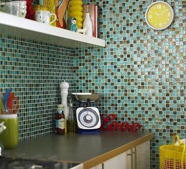 Quieres ver algunas ideas inspiradoras for Paredes con azulejo