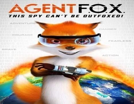 فيلم الانيميشن والمغامرات Agent F O X 2013   aflem   Scoop.it