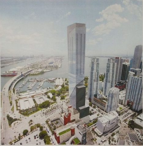 935 Foot World Trade Center Tower Plan Submitted for Biscayne Boulevard | MIAMI BEACH  REAL ESTATE | Scoop.it