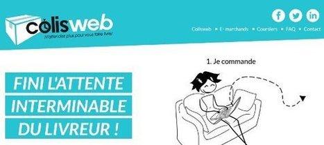 Une nouvelle façon de se faire livrer | La Fonderie | Les articles Colisweb | Scoop.it