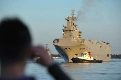 L'OTAN s'exprime...avec prudence dans la controverse du contrat des BPC pour la Russie | L'Allemagne pourrait vendre 100 patrouilleurs à l'Arabie Saoudite et 2 autres sous-marin à l'Egypte | Scoop.it