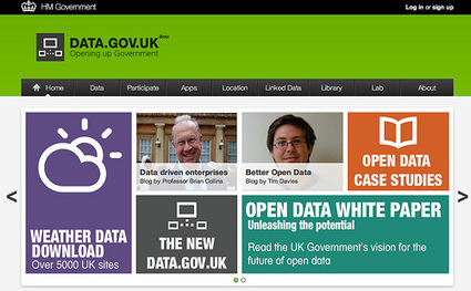 UK Government Releases Open Data White Paper and new Data.Gov.UK | OpenGov | Scoop.it