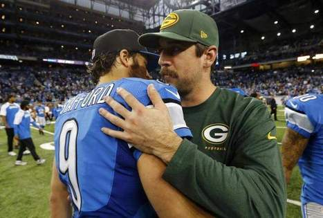 Lions Gab: Breaking down the NFC North, position by position - Detroit Free Press | 13-time World Champion Green Bay Packers | Scoop.it