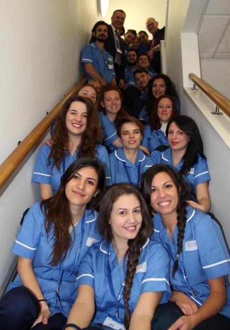 INFERMIERI IN UK: La contea di Durham assume nuovi infermieri Italiani in possesso di IELTS   IELTS monitor   Scoop.it