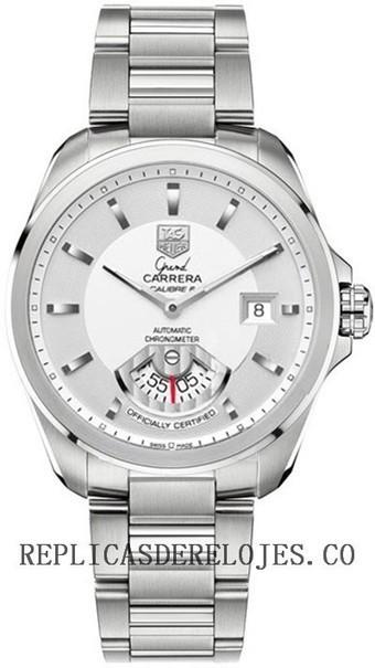 Mejor replica Tag Heuer Grand Carrera Calibre 6 RS Cronografo Automatico reloj WAV511B.BA0900 en venta | replique montres pas cher | Scoop.it