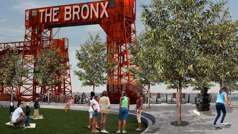 NY: Haven Project to promote healthy lifestyles, add green spaces to the South Bronx | Stu Robarts | GizMag.com | @The Convergence of ICT & Distributed Renewable Energy | Scoop.it