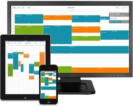 JavaPlanner 1.1: Now a Touch-Optimized Calendar Control   JavaPlanner   java programing   Scoop.it