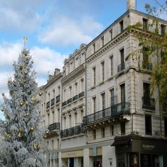 Niort. 170 façades rénovées en 4 ans   Niort un centre ville attractif   Scoop.it
