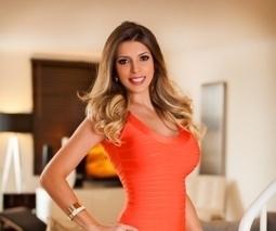 Helen - Stunning Busty Latin Model - PunterPress - Escorts News | Escorts | Scoop.it