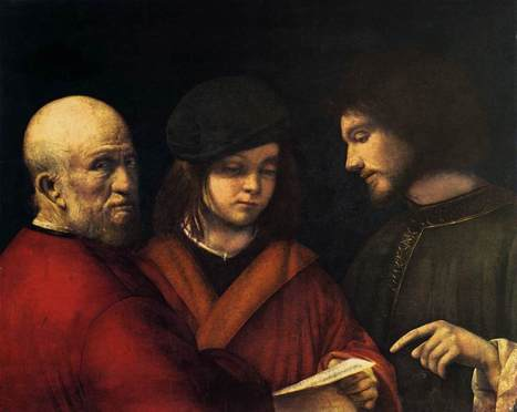 Masters of Art: Giorgione (1477 - 1510) - Make your ideas Art | About Art & Creativity | Scoop.it