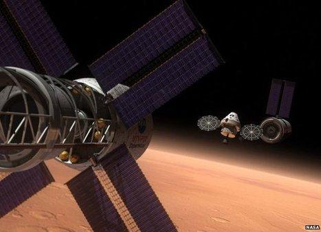 Orion 'Mars ship' set for test flight | Vloasis sci-tech | Scoop.it